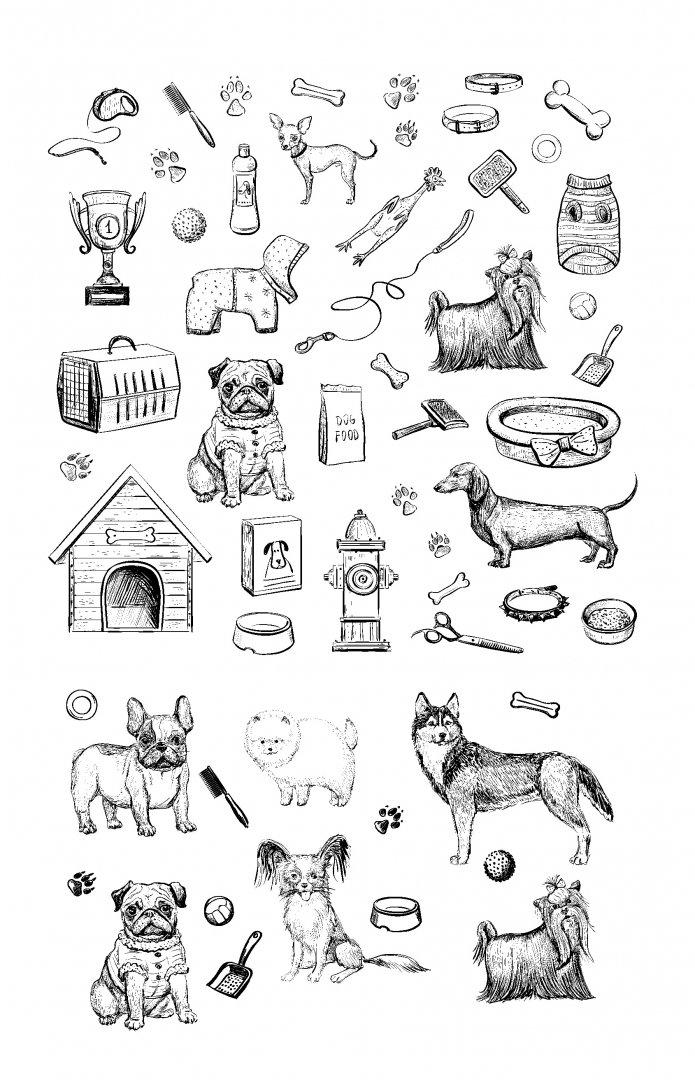 Иллюстрация 7 из 28 для Хюгге-раскраска. Раскрась уют ...