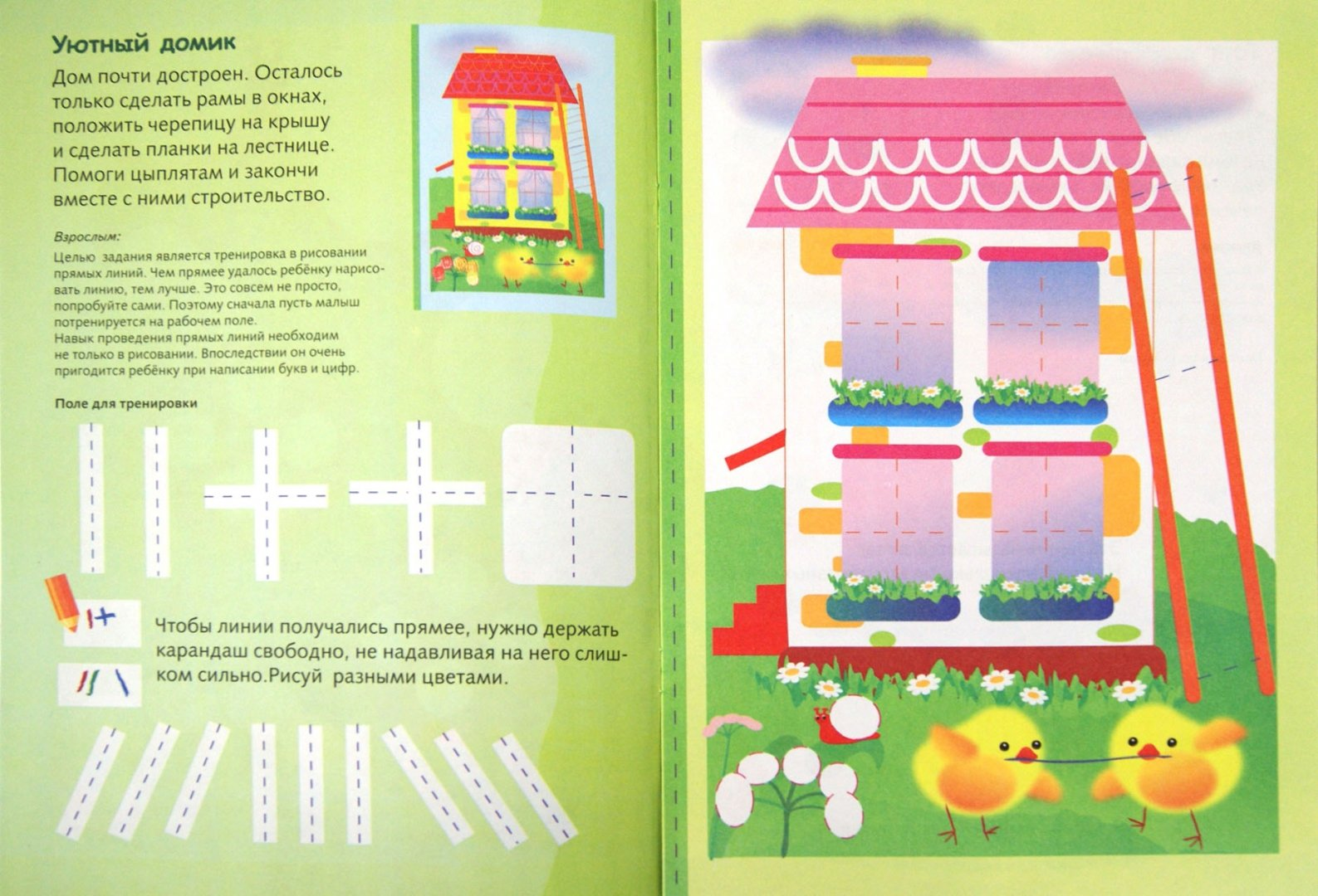 Иллюстрация 1 из 23 для Рисуем цветными карандашами. 4+   Лабиринт - книги. Источник: Лабиринт