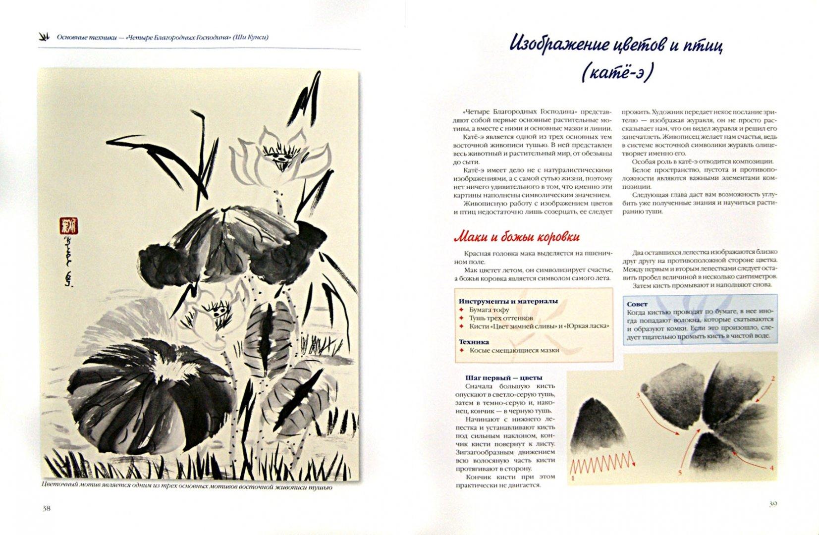 Иллюстрация 1 из 13 для Японская тушь - Хайке Закманн | Лабиринт - книги. Источник: Лабиринт