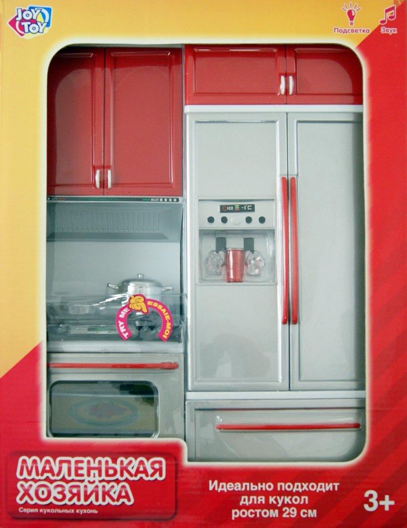Иллюстрация 1 из 3 для Набор кухонной мебели (К046-Н35136)   Лабиринт - игрушки. Источник: Лабиринт