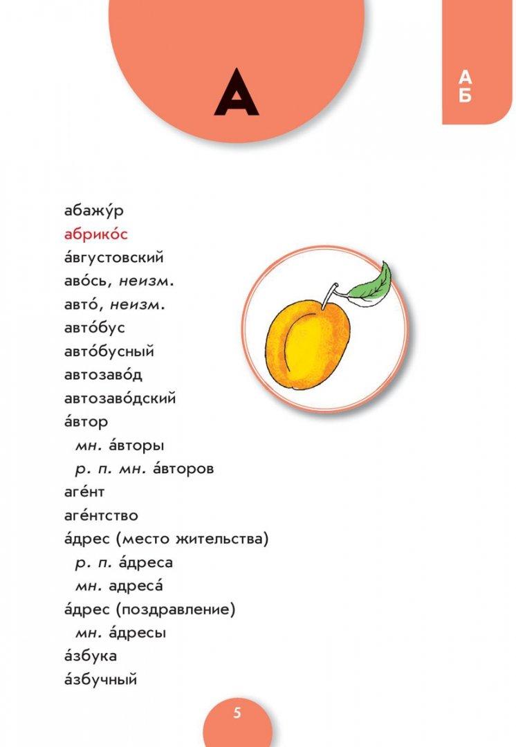 Иллюстрация 1 из 19 для Словарь ударений | Лабиринт - книги. Источник: Лабиринт
