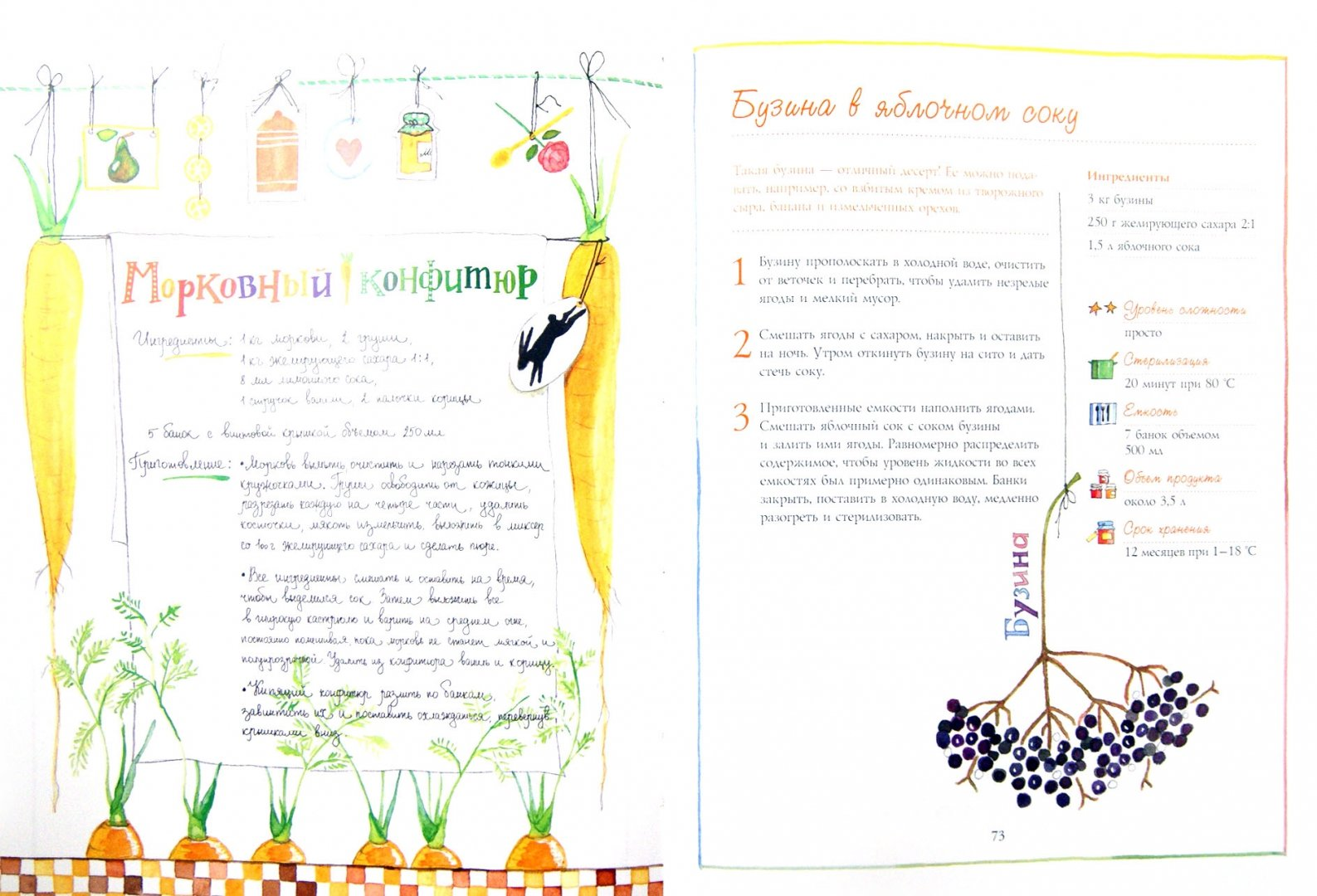 Иллюстрация 1 из 7 для Моя книга домашних заготовок. Готовим сами: джемы, ликеры, конфеты - Реглиндис Рорингер | Лабиринт - книги. Источник: Лабиринт