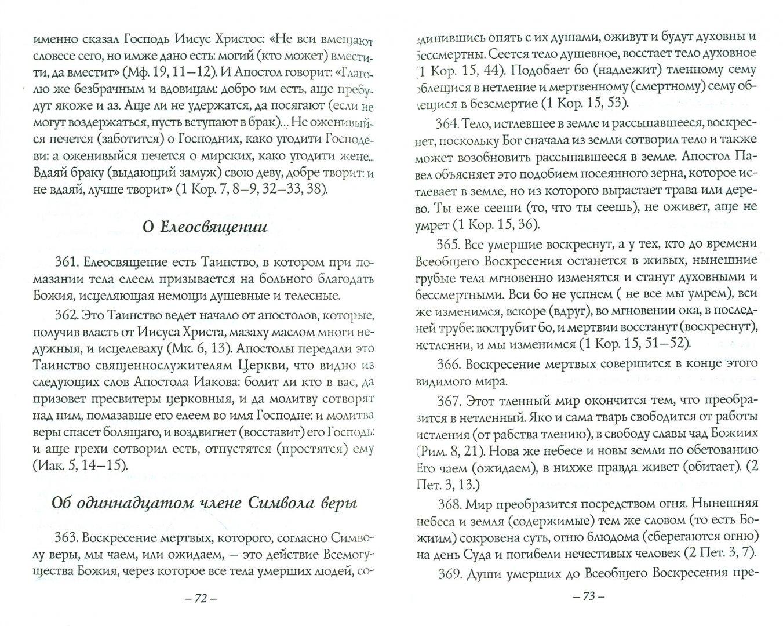 Иллюстрация 1 из 7 для Православный катехизис | Лабиринт - книги. Источник: Лабиринт