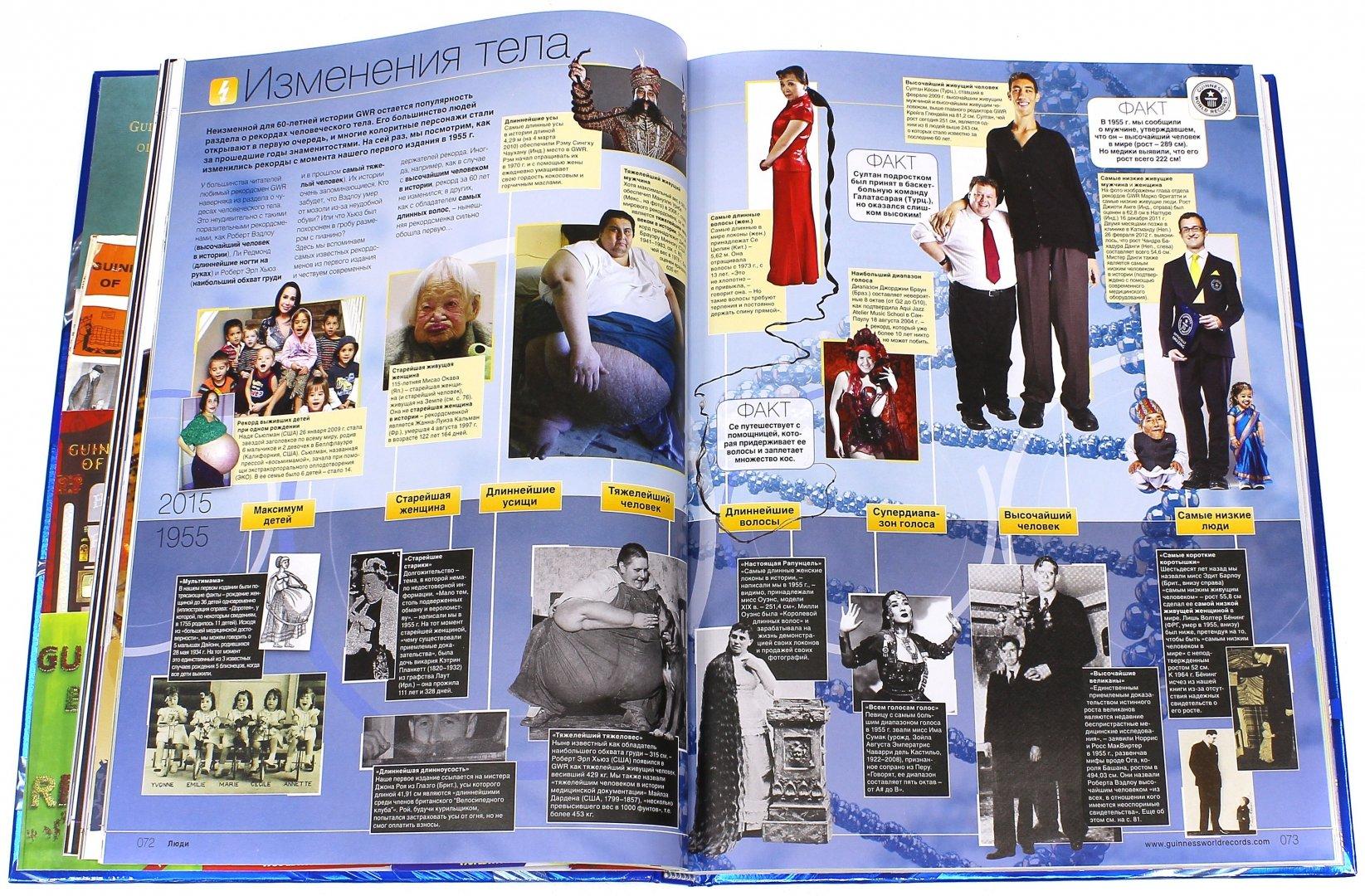 Иллюстрация 1 из 18 для Гиннесс. Мировые рекорды 2015   Лабиринт - книги. Источник: Лабиринт