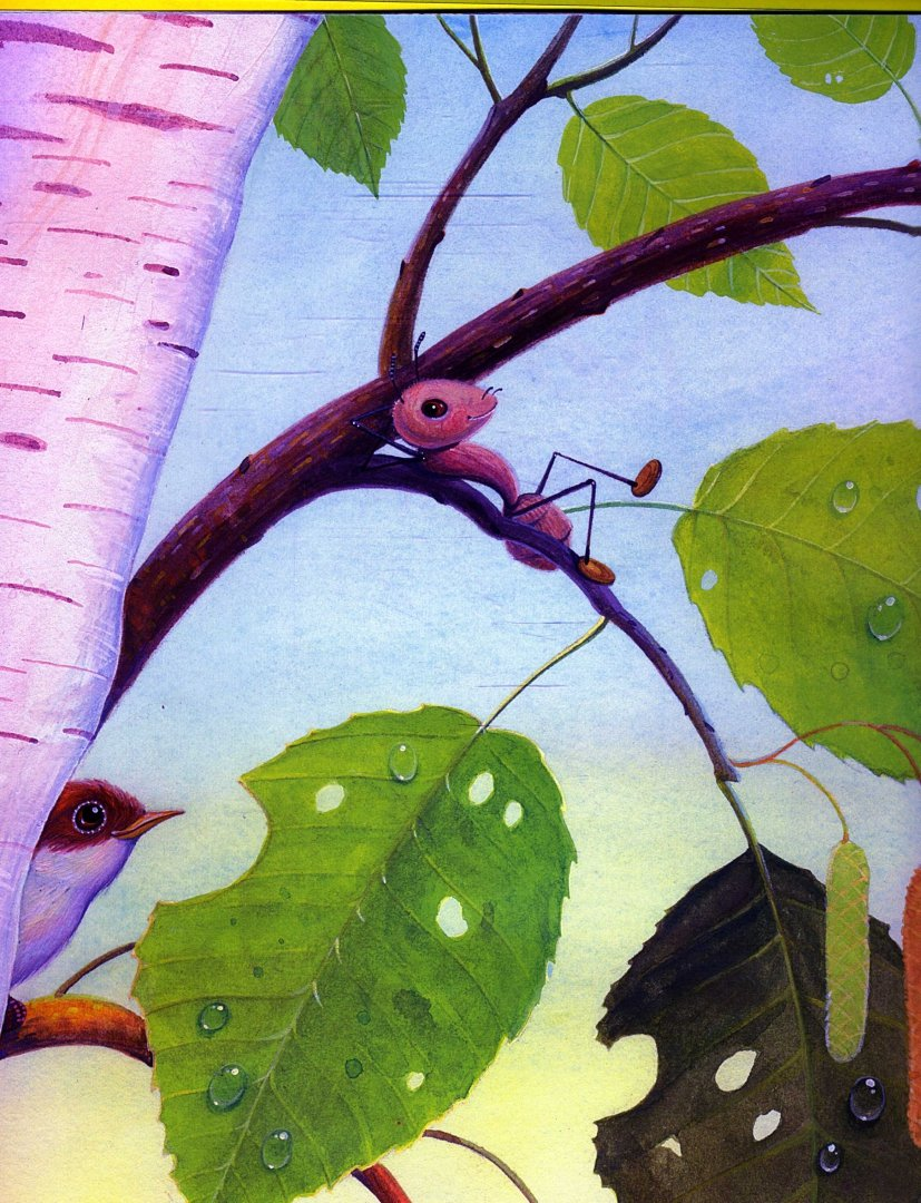 Иллюстрация 1 из 39 для В подарок малышу: Лесные сказки - Виталий Бианки | Лабиринт - книги. Источник: Лабиринт