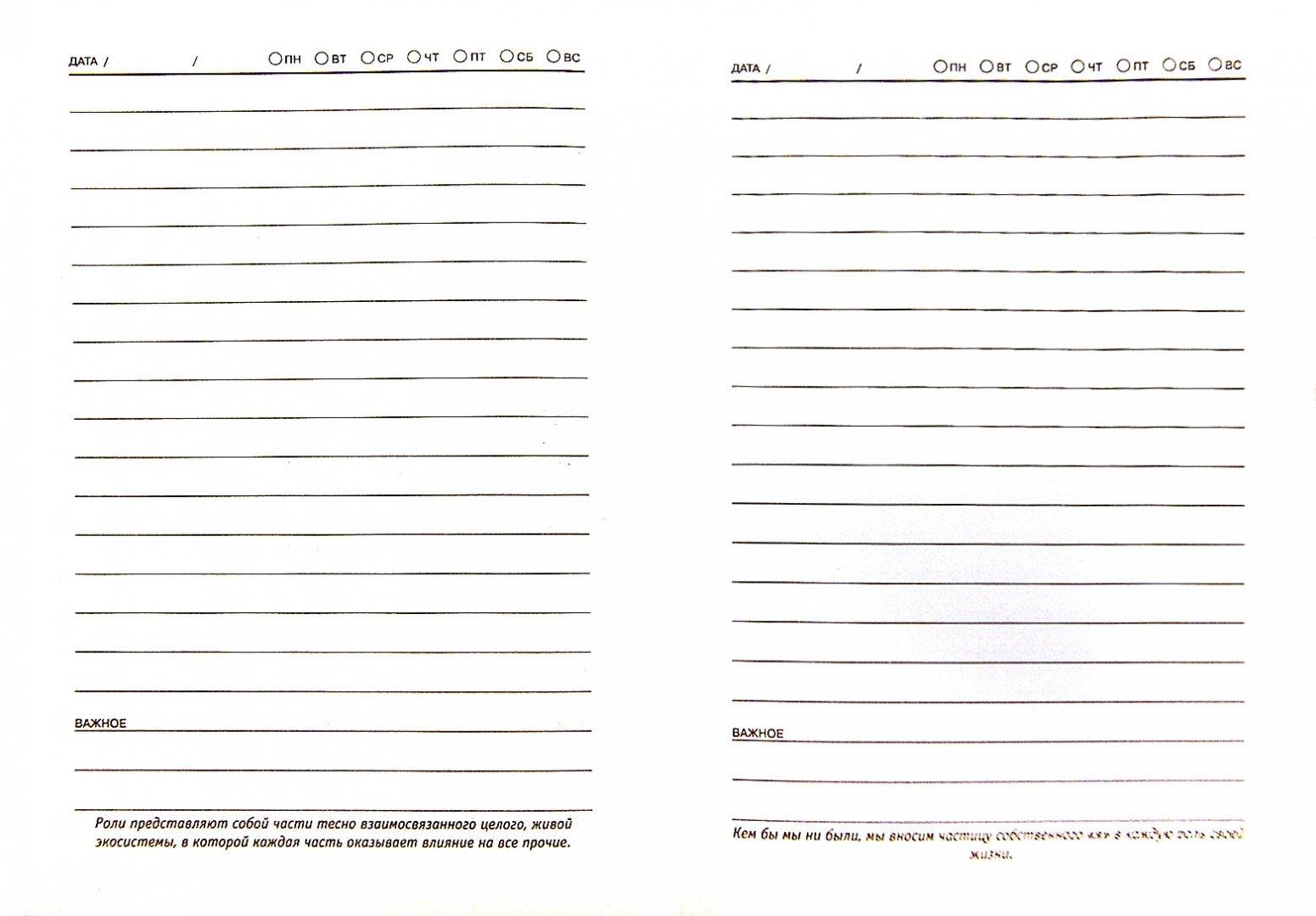 Иллюстрация 1 из 10 для Ежедневник, размер 106х148 мм, 240 страниц (30068)   Лабиринт - канцтовы. Источник: Лабиринт