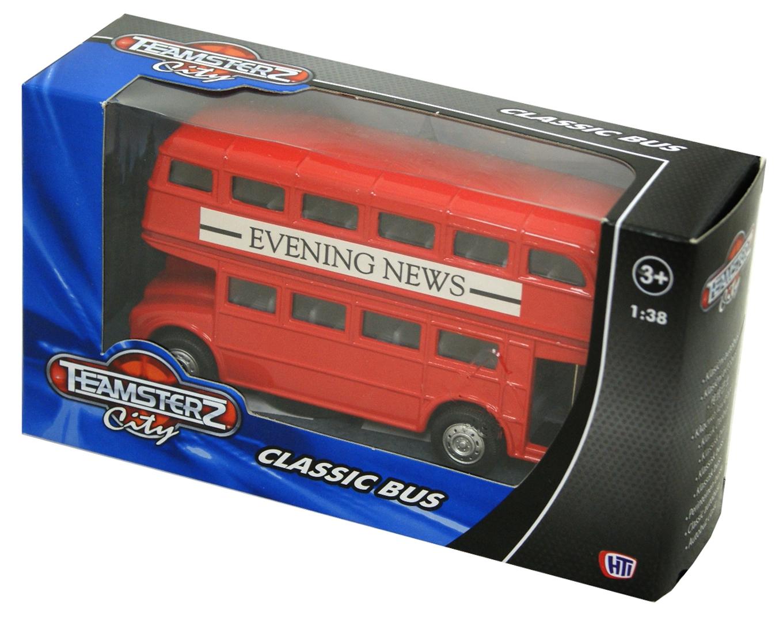 """Иллюстрация 1 из 2 для Автобус """"Классик"""" (1370180.00)   Лабиринт - игрушки. Источник: Лабиринт"""