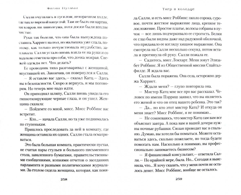 Иллюстрация 1 из 13 для Тигр в колодце - Филип Пулман | Лабиринт - книги. Источник: Лабиринт