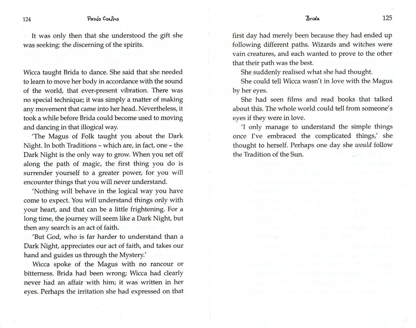 Иллюстрация 1 из 9 для Brida - Paulo Coelho | Лабиринт - книги. Источник: Лабиринт