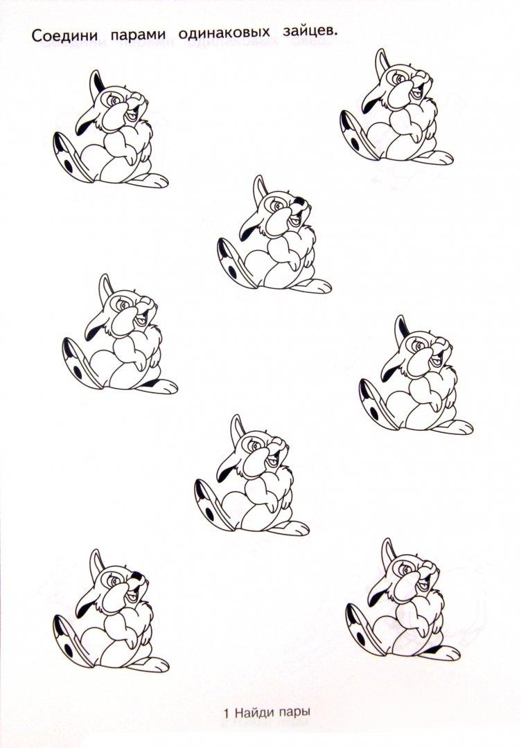Иллюстрация 1 из 16 для Найди пары | Лабиринт - книги. Источник: Лабиринт