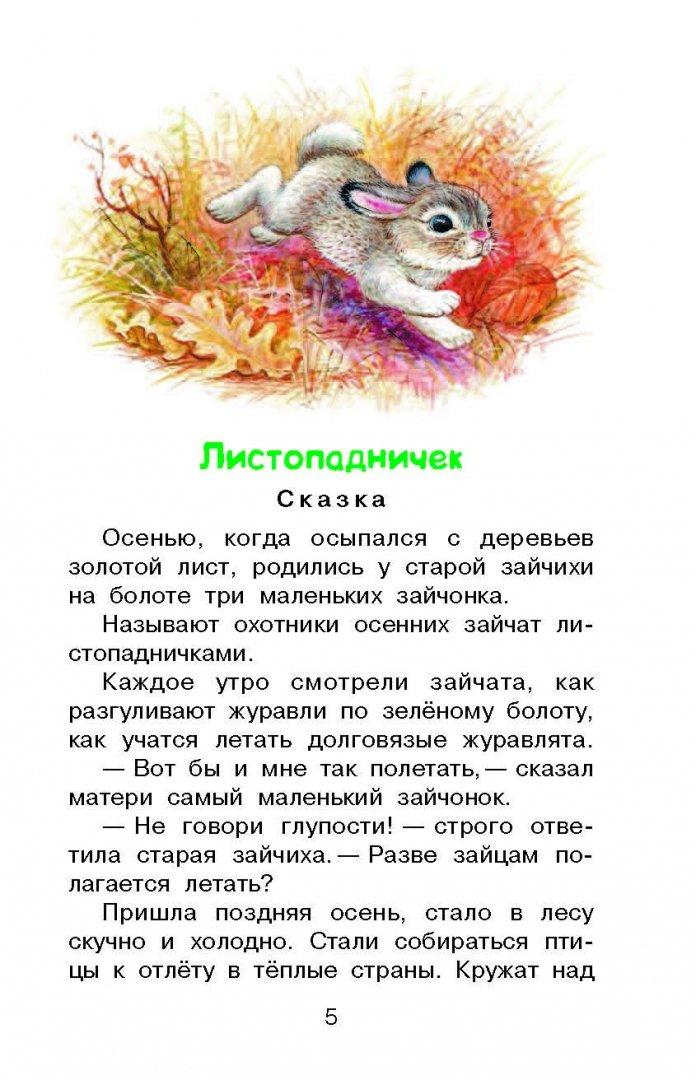 иван соколов микитов лесные картинки один самых полезных