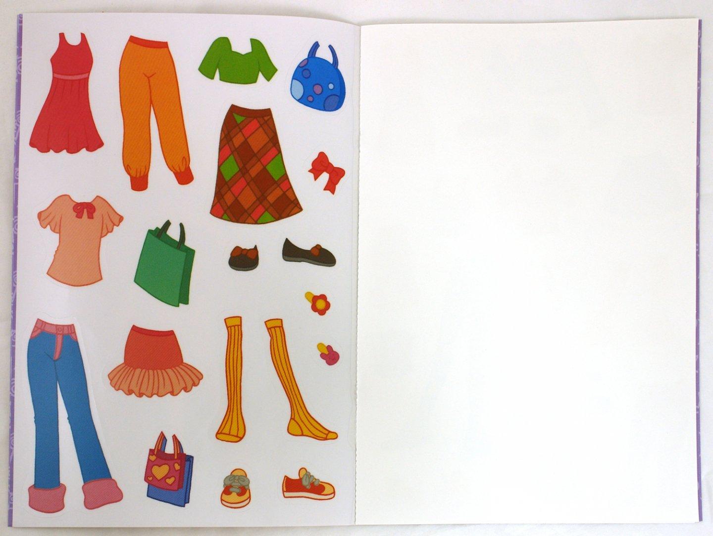 Иллюстрация 1 из 4 для Модницы. За покупками!   Лабиринт - книги. Источник: Лабиринт