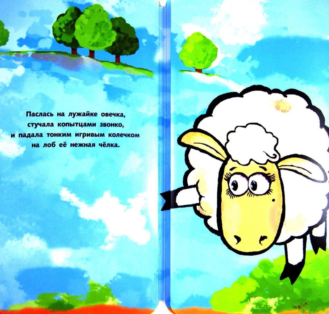 Иллюстрация 1 из 18 для Это овечка? - П. Волцит   Лабиринт - книги. Источник: Лабиринт