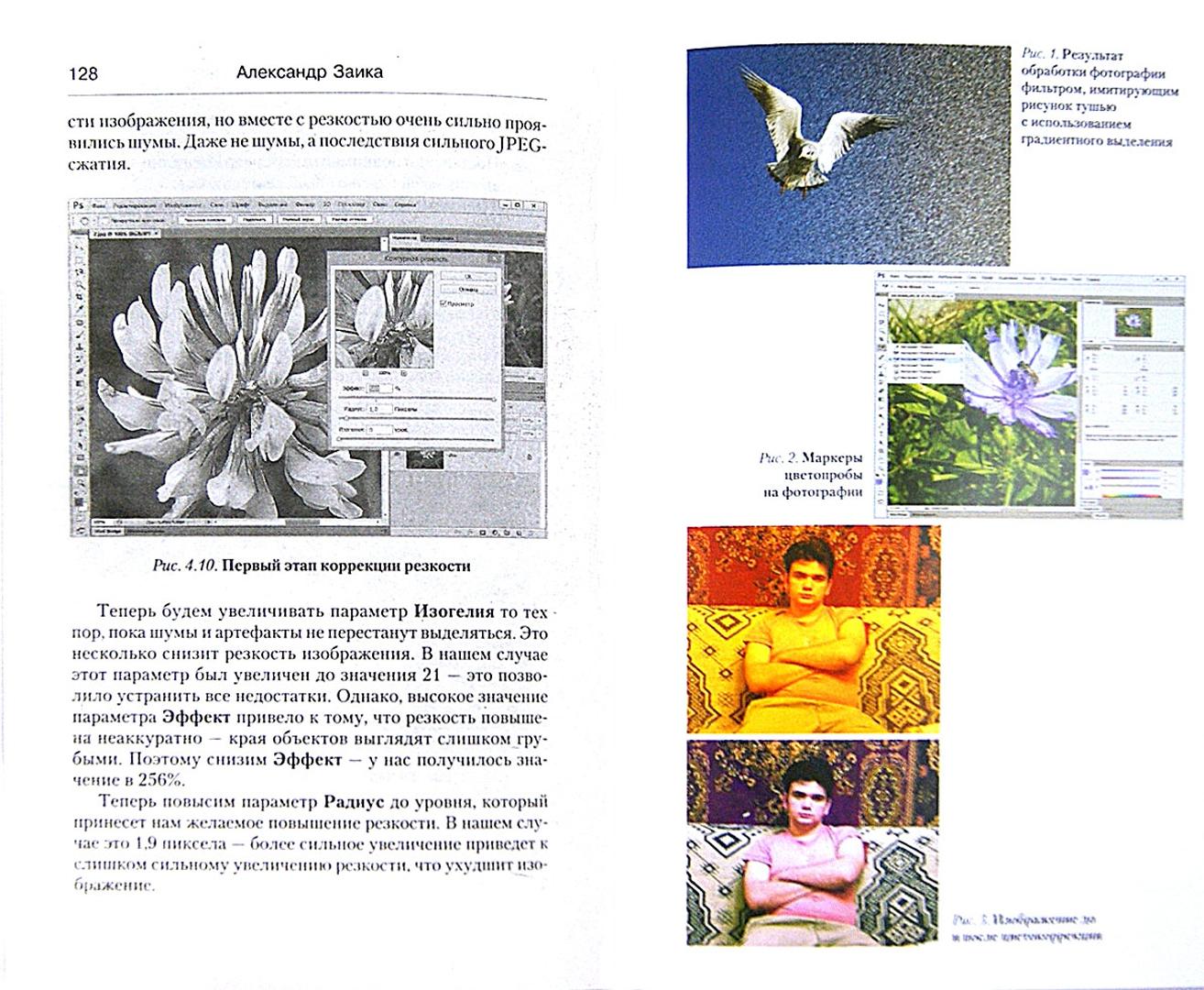 Иллюстрация 1 из 5 для Photoshop для начинающих - Александр Заика | Лабиринт - книги. Источник: Лабиринт