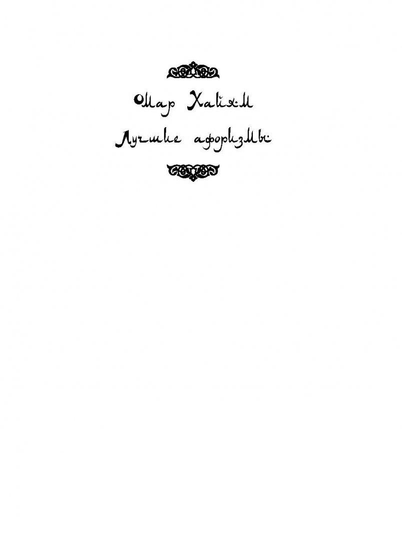 Иллюстрация 1 из 58 для Омар Хайям - Омар Хайям   Лабиринт - книги. Источник: Лабиринт