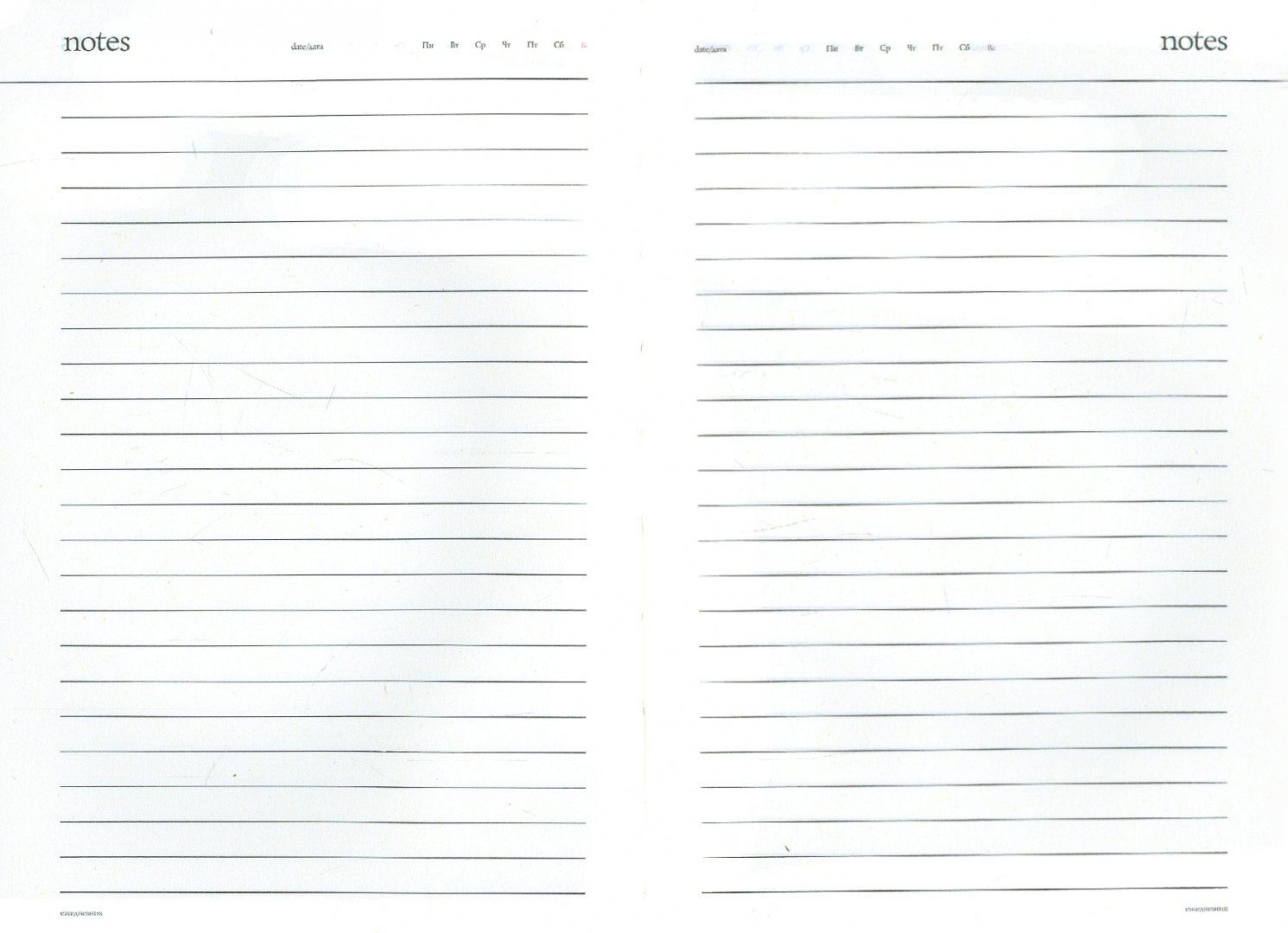 """Иллюстрация 1 из 7 для Ежедневник недатированный """"Rich"""" (А6-, в ассортименте) (3-411)   Лабиринт - канцтовы. Источник: Лабиринт"""