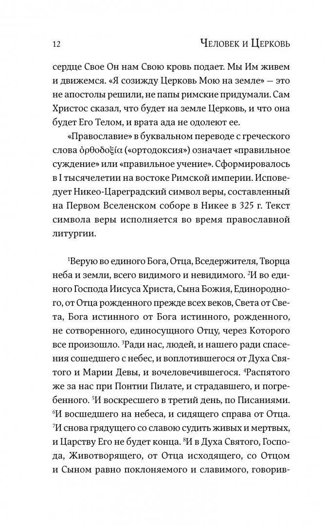 Иллюстрация 13 из 17 для Человек и Церковь: Путь свободы и любви - Протоиерей, Чаландзия | Лабиринт - книги. Источник: Лабиринт