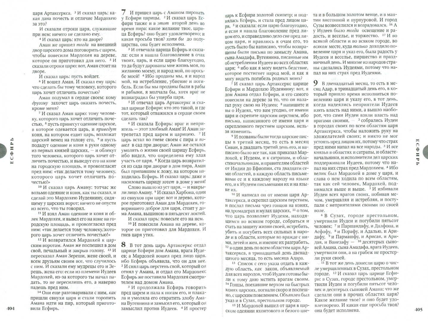 Иллюстрация 1 из 19 для Библия | Лабиринт - книги. Источник: Лабиринт