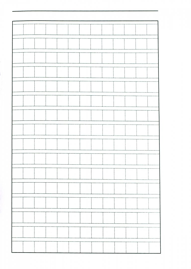 Иллюстрация 1 из 6 для Китайский язык. Рабочая тетрадь для записи иероглифов. Третий уровень | Лабиринт - книги. Источник: Лабиринт