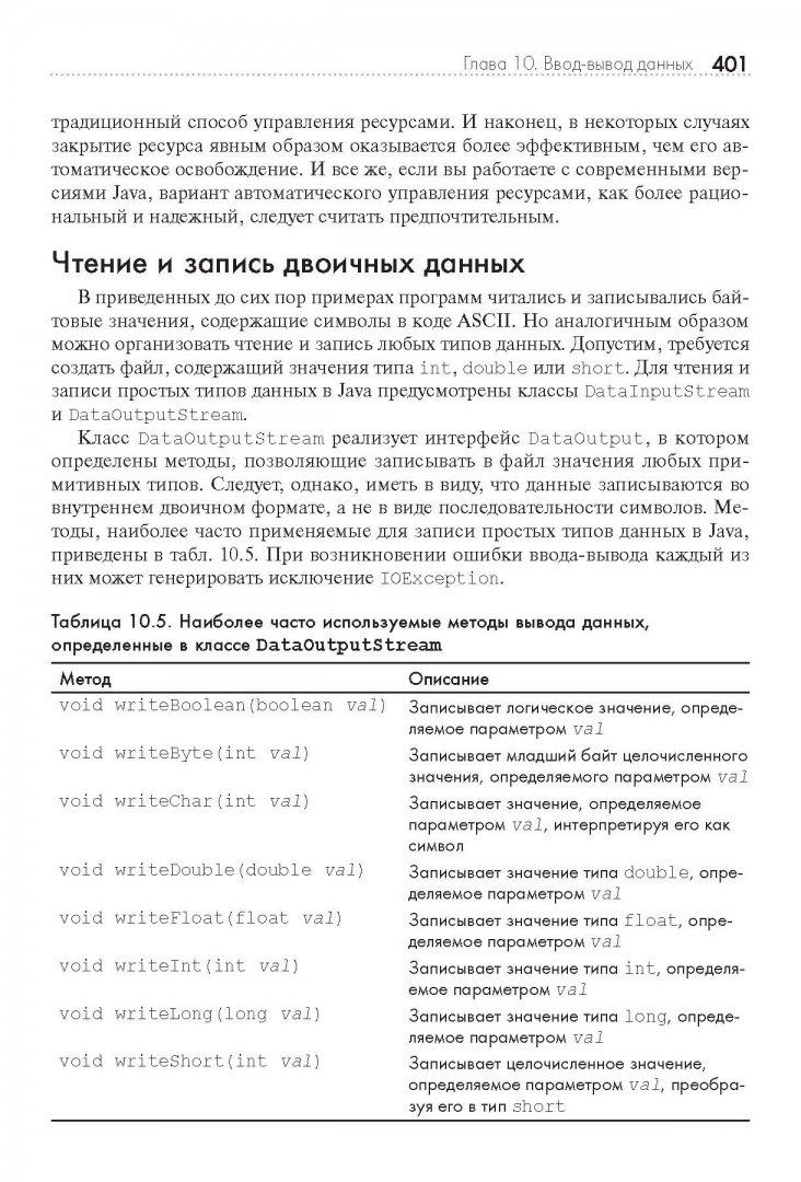 Иллюстрация 35 из 66 для Java. Руководство для начинающих - Герберт Шилдт | Лабиринт - книги. Источник: Лабиринт