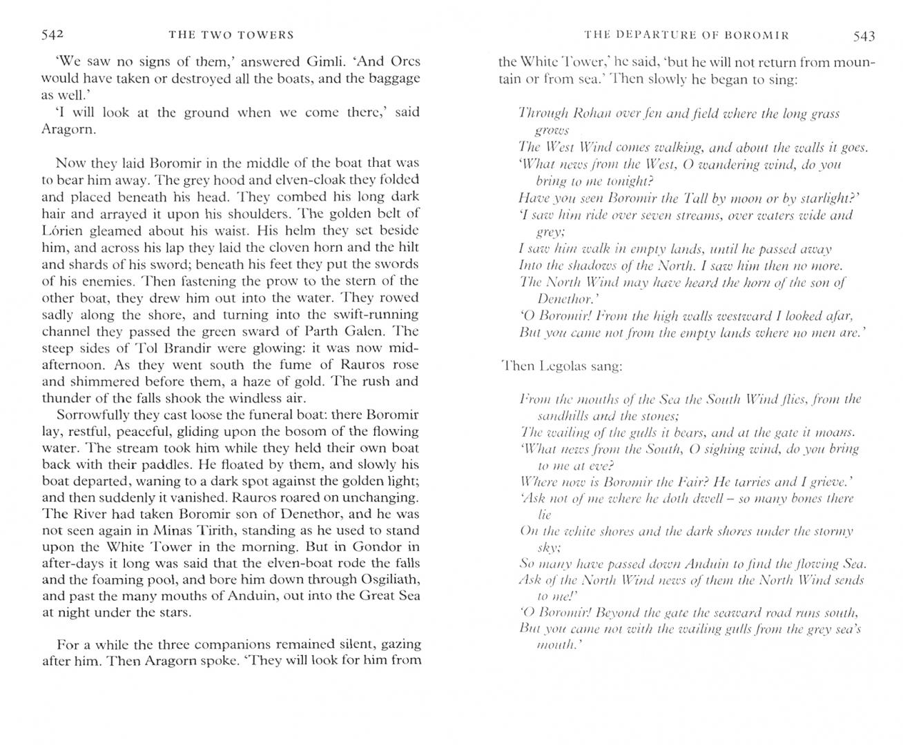 Иллюстрация 1 из 21 для The Two Towers (part 2) - Tolkien John Ronald Reuel   Лабиринт - книги. Источник: Лабиринт