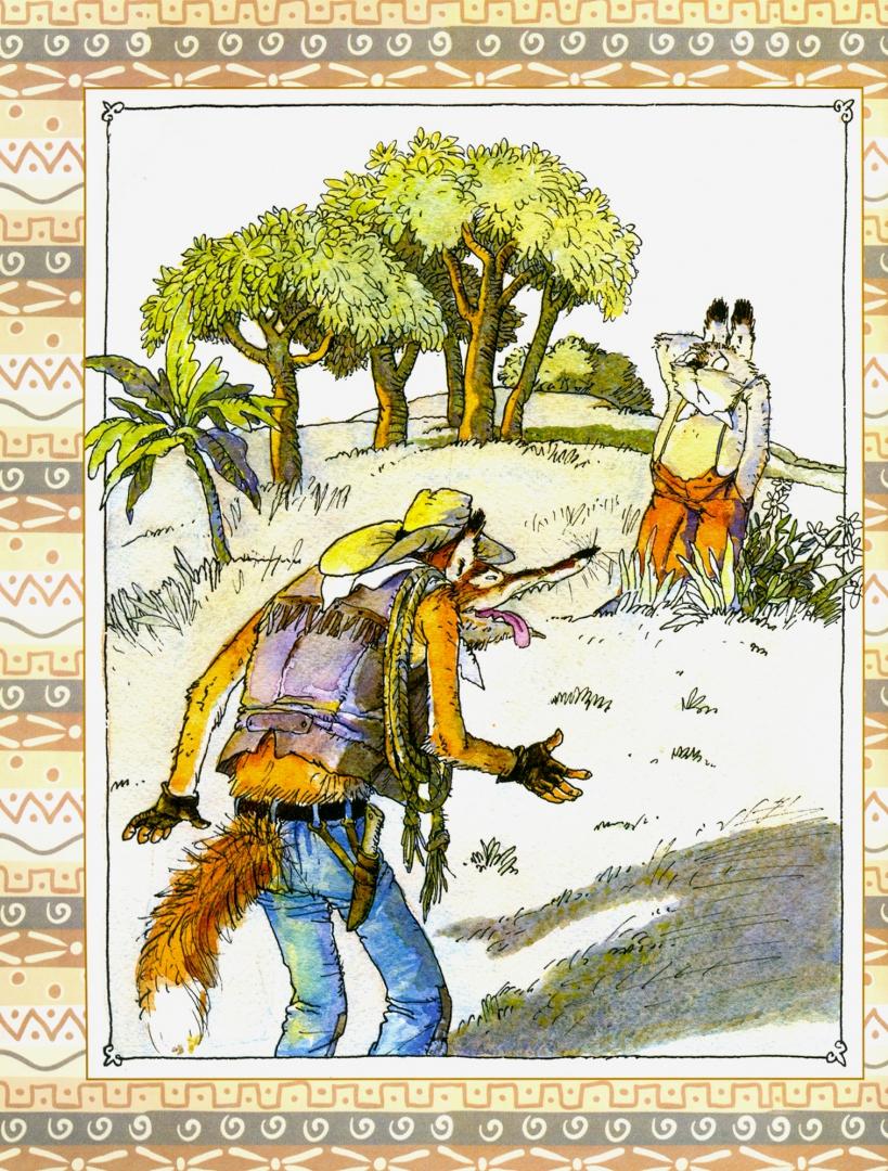 Иллюстрация 1 из 26 для Сказки дядюшки Римуса - Джоэль Харрис | Лабиринт - книги. Источник: Лабиринт