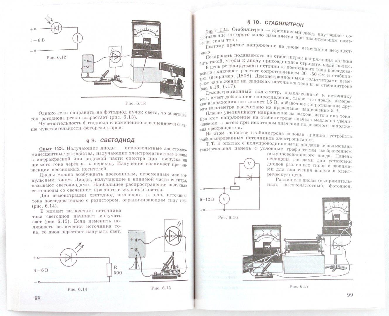 Иллюстрация 1 из 2 для Демонстрационный эксперимент по физике: Электродинамика: книга для учителя - Станислав Хорошавин | Лабиринт - книги. Источник: Лабиринт
