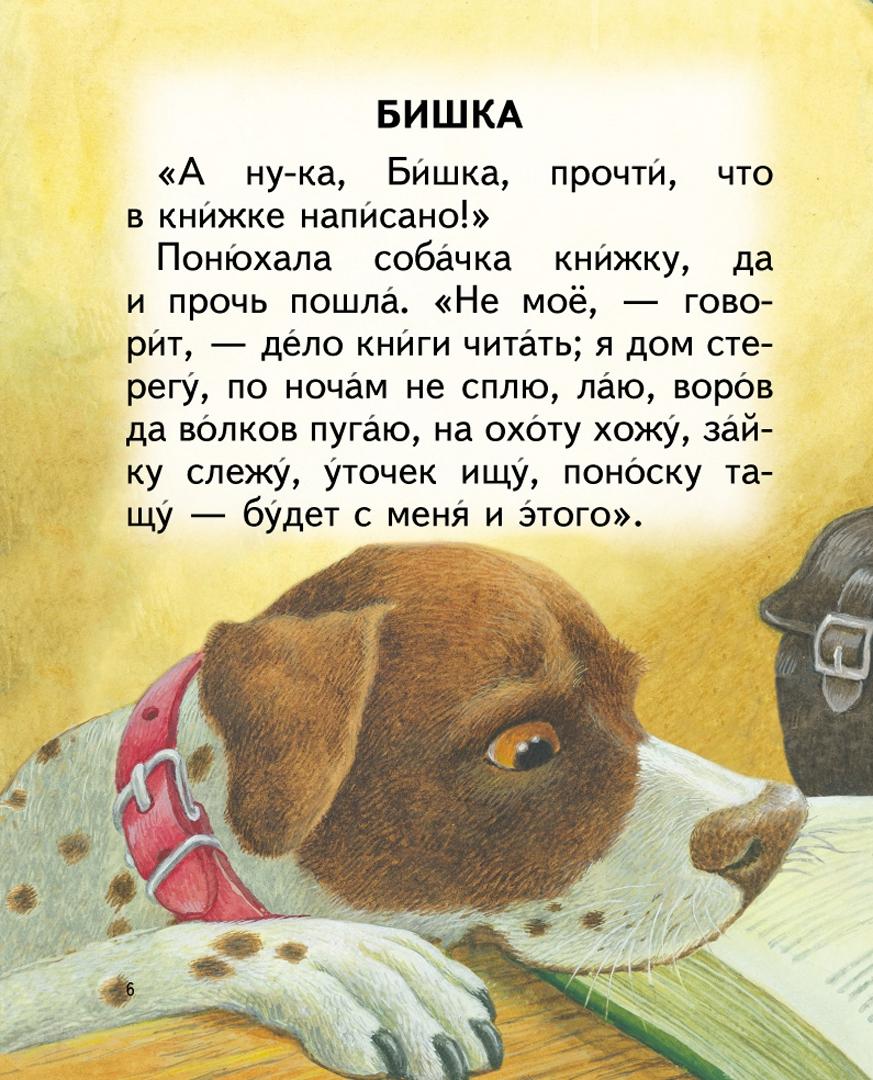 иллюстрации к рассказам ушинского профилактической