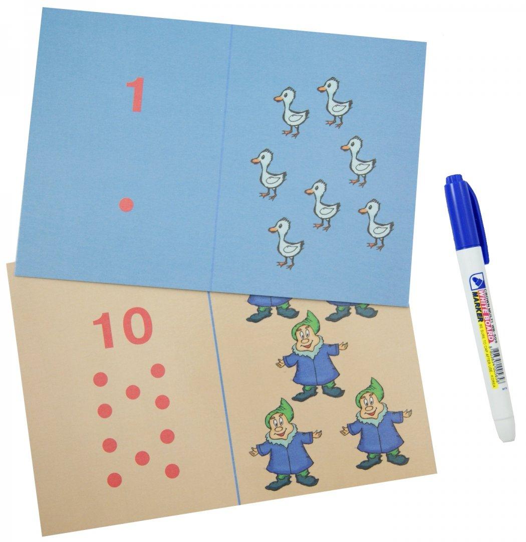 Иллюстрация 1 из 9 для Веселая математика для детей 3-4 лет. Счет и сравнение - Ольга Юрченко   Лабиринт - книги. Источник: Лабиринт