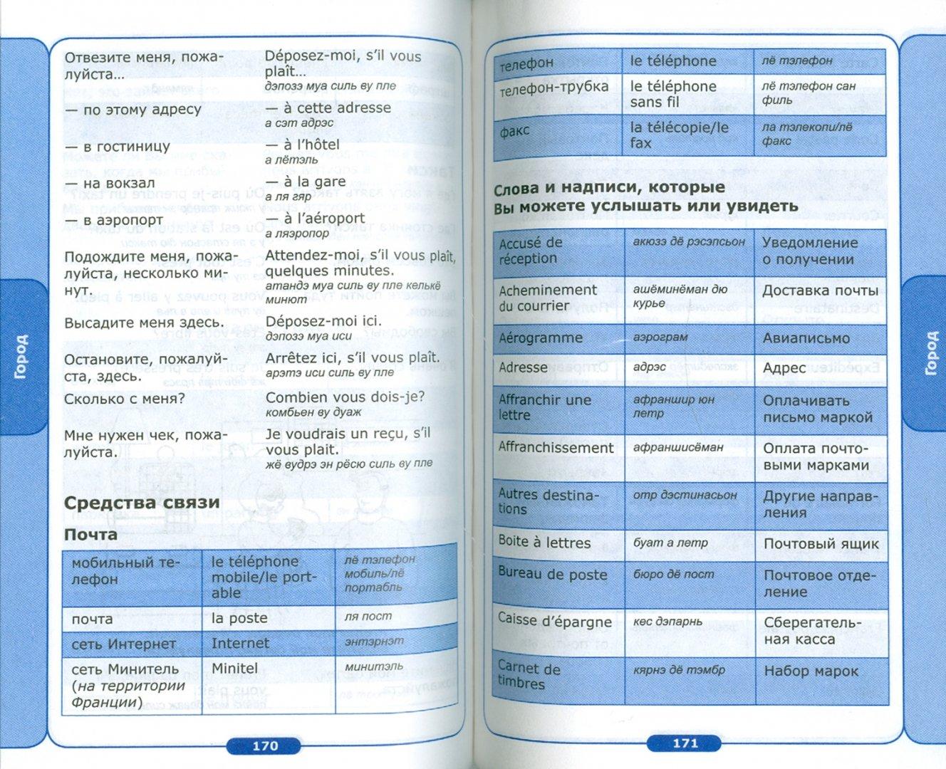Иллюстрация 1 из 8 для Начни общаться! Современный русско-французский суперразговорник - Ольга Кобринец | Лабиринт - книги. Источник: Лабиринт