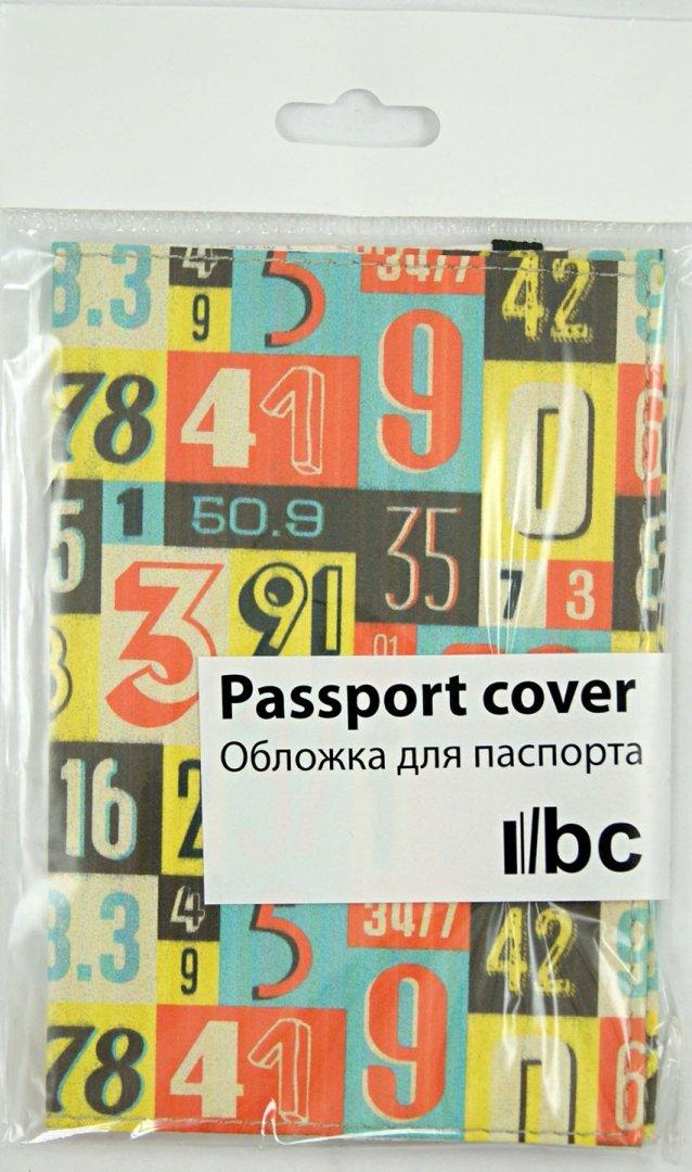 Иллюстрация 1 из 3 для Обложка для паспорта (Ps 7.4.14) | Лабиринт - канцтовы. Источник: Лабиринт