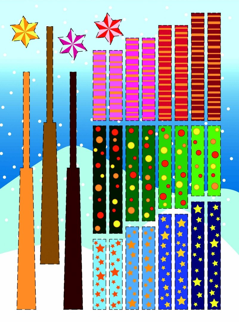 Иллюстрация 1 из 21 для Елочки, фонарики, игрушки. Новогодние украшения своими руками | Лабиринт - книги. Источник: Лабиринт