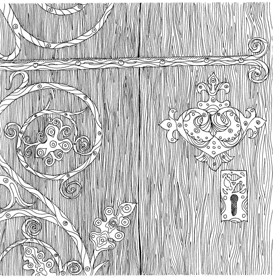Виктория дорофеева магические рисунки для медитации