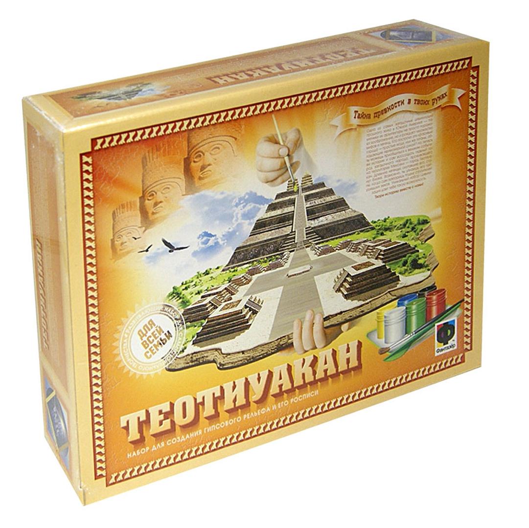 """Иллюстрация 1 из 7 для Цивилизация """"Теотиуакан"""" (727003)   Лабиринт - игрушки. Источник: Лабиринт"""