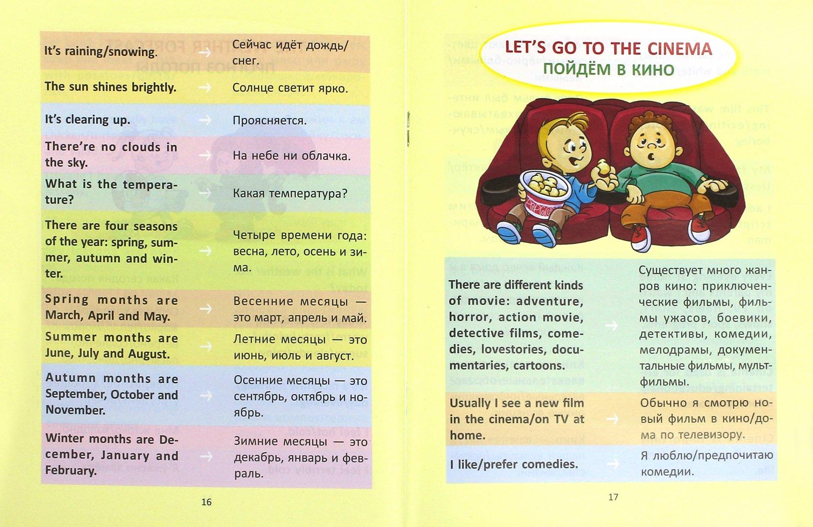 Иллюстрация 1 из 18 для Разговорные шаблоны английского языка. 2-4 классы - Марина Селиванова | Лабиринт - книги. Источник: Лабиринт