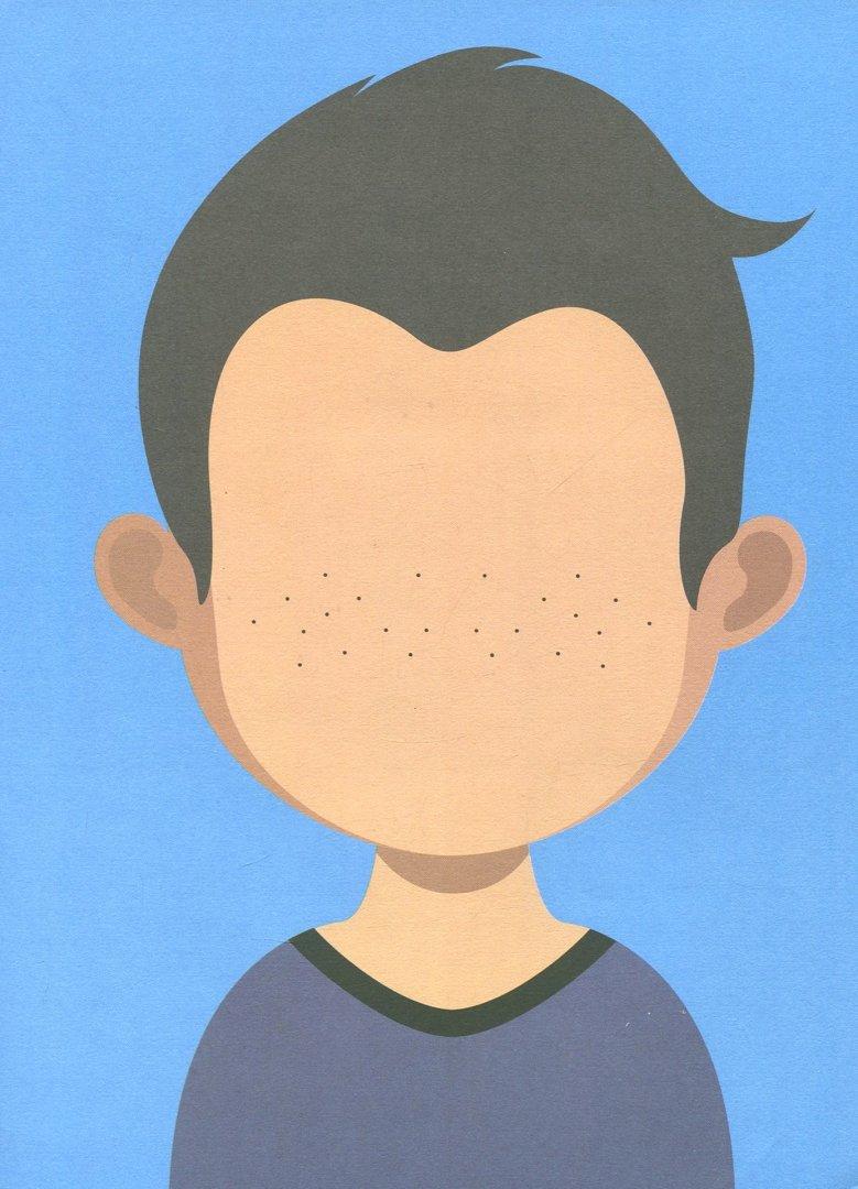 Голова человека картинки для детей