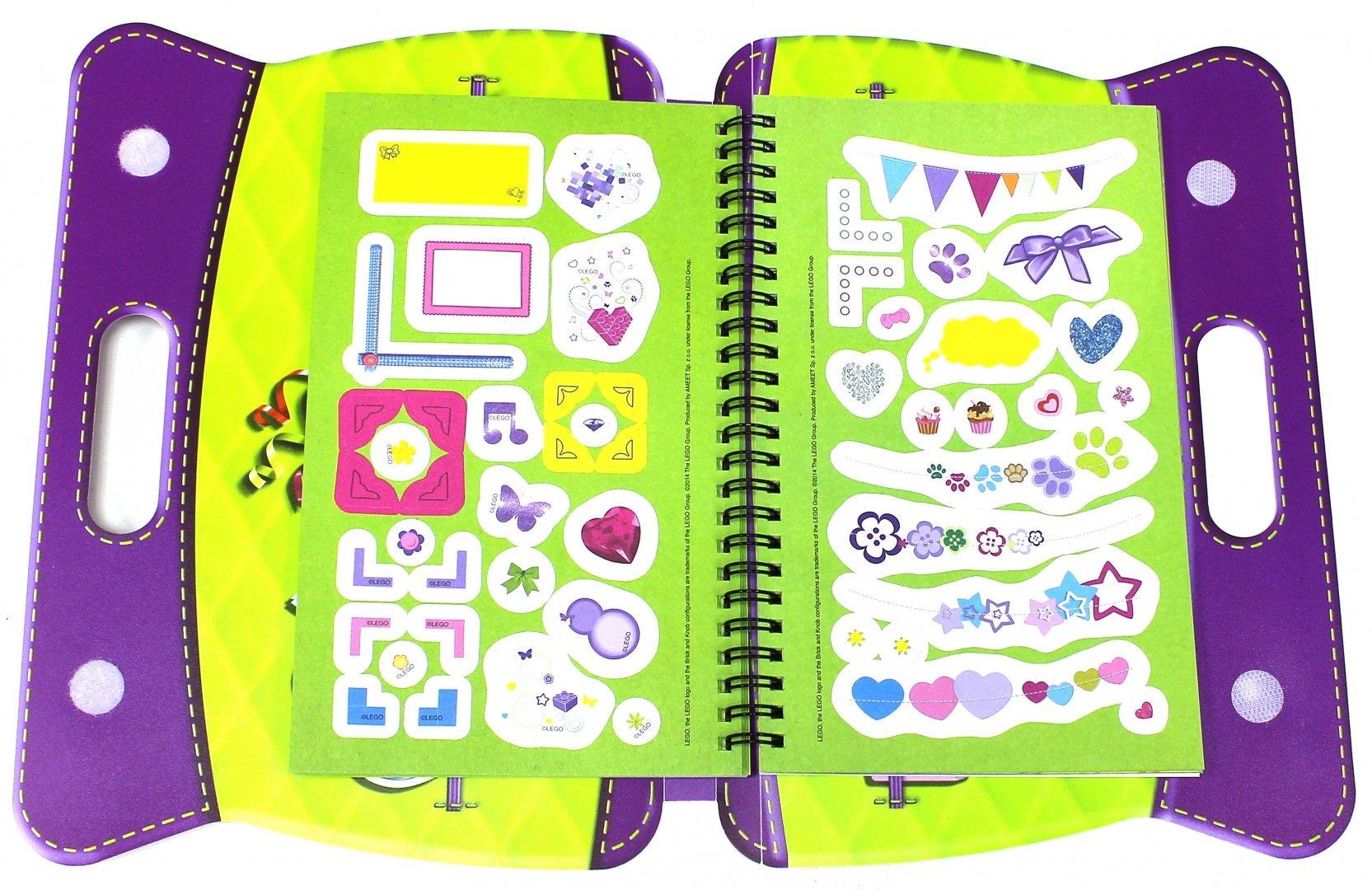 Иллюстрация 1 из 14 для Создай свой альбом (сумочка) | Лабиринт - игрушки. Источник: Лабиринт