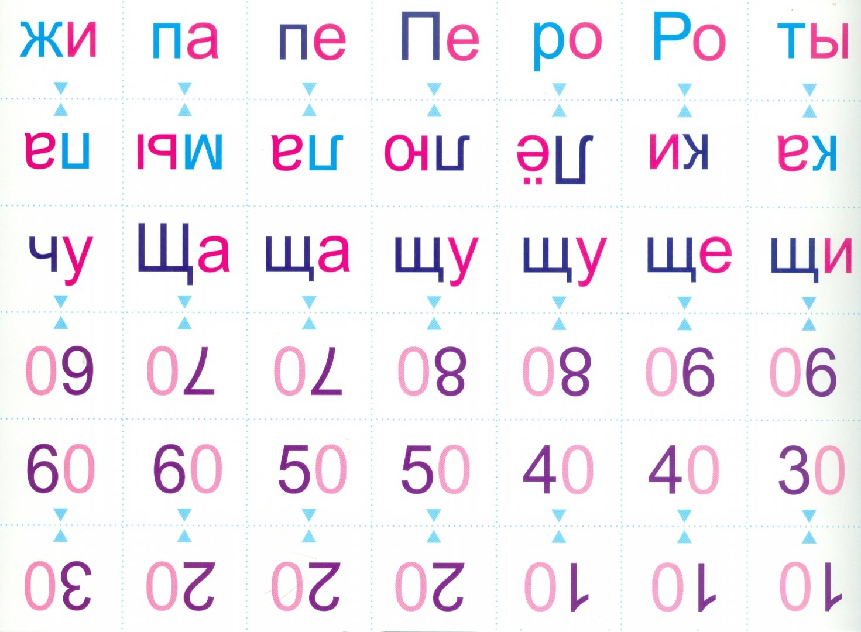 Иллюстрация 1 из 3 для Касса букв и слогов, цифр и счетного материала   Лабиринт - книги. Источник: Лабиринт