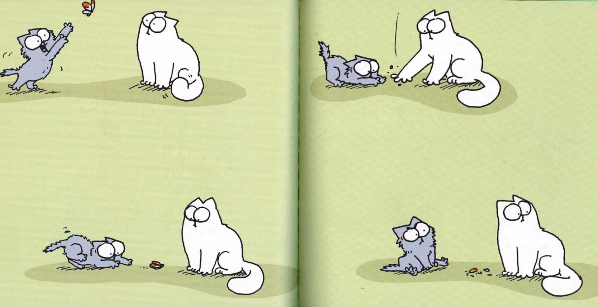 Иллюстрация 1 из 28 для Кот Саймона. Давай играть! (мини) - Саймон Тофилд   Лабиринт - книги. Источник: Лабиринт
