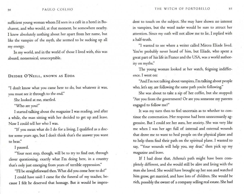 Иллюстрация 1 из 8 для Witch of Portobello - Paulo Coelho | Лабиринт - книги. Источник: Лабиринт