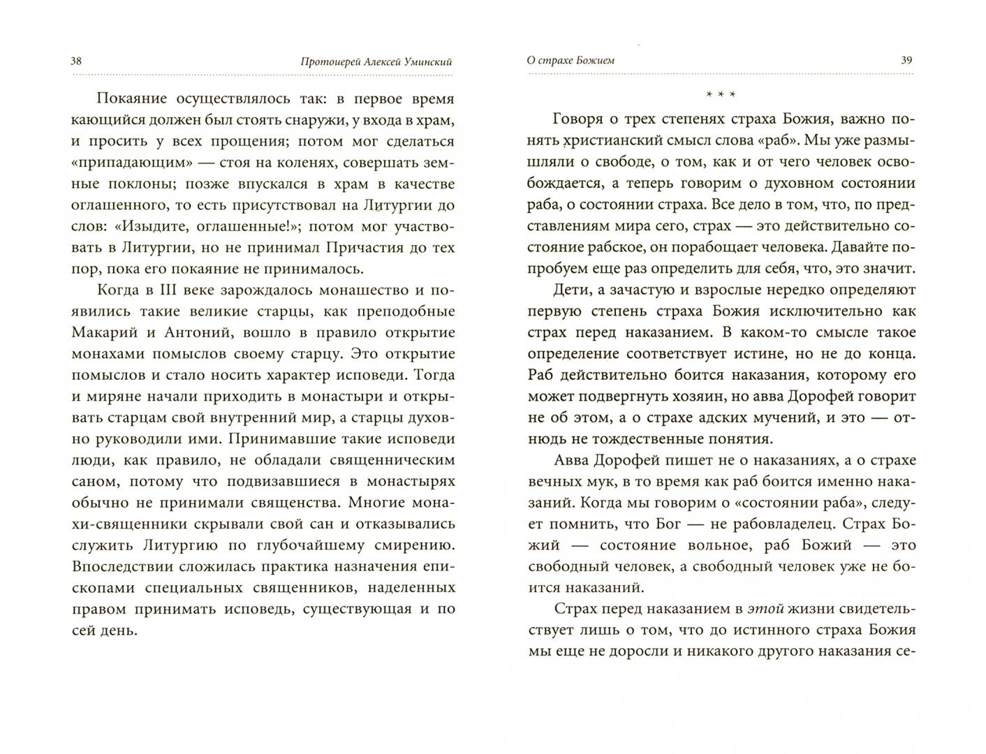 Иллюстрация 1 из 4 для Основы духовной жизни - Алексей Протоиерей   Лабиринт - книги. Источник: Лабиринт