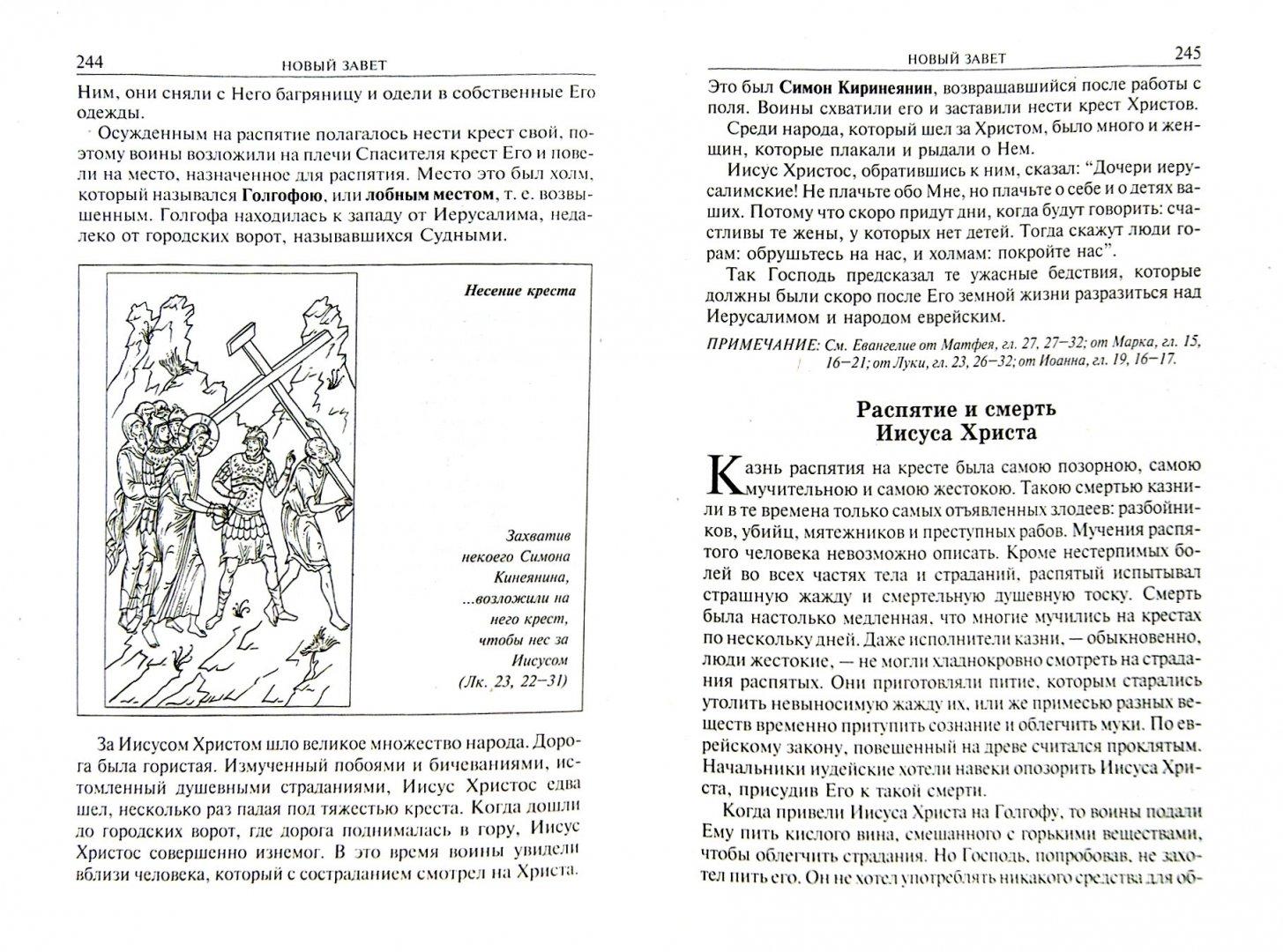 Иллюстрация 1 из 3 для Закон Божий. Руководство для семьи и школы | Лабиринт - книги. Источник: Лабиринт