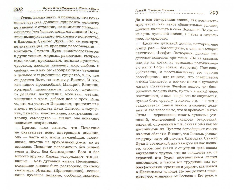 Иллюстрация 1 из 6 для Жизнь в Церкви. Опыт катехизического изложения - Петр Игумен | Лабиринт - книги. Источник: Лабиринт
