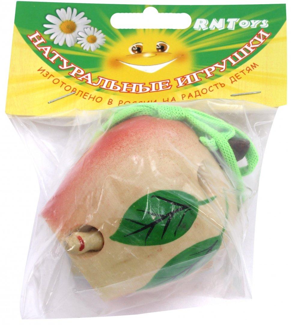 Иллюстрация 1 из 13 для Яблоко-шнуровка лакированное расписное (Ш-053) | Лабиринт - игрушки. Источник: Лабиринт