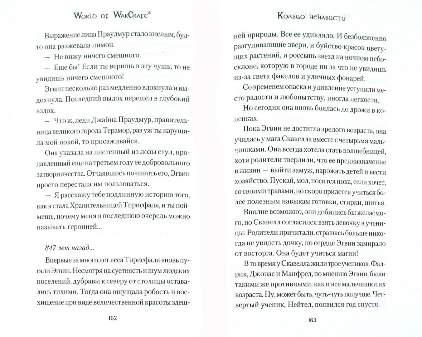 Иллюстрация 1 из 8 для World of WarCraft. Кольцо ненависти - де Кандидо Кит Р. А. | Лабиринт - книги. Источник: Лабиринт