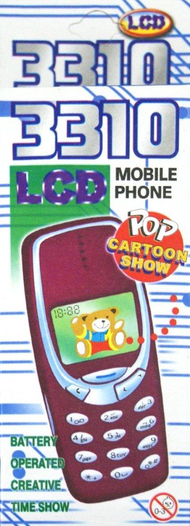 Иллюстрация 1 из 5 для Телефон музыкальный 3310 в коробке (13190)   Лабиринт - игрушки. Источник: Лабиринт