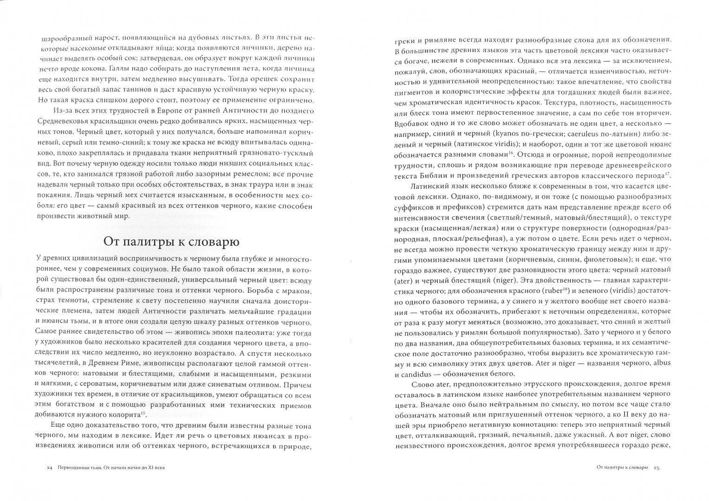 Иллюстрация 1 из 47 для Черный. История цвета - Мишель Пастуро   Лабиринт - книги. Источник: Лабиринт