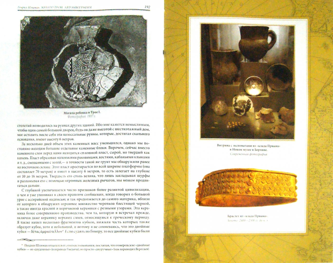Иллюстрация 1 из 51 для Золото Трои - Генрих Шлиман | Лабиринт - книги. Источник: Лабиринт