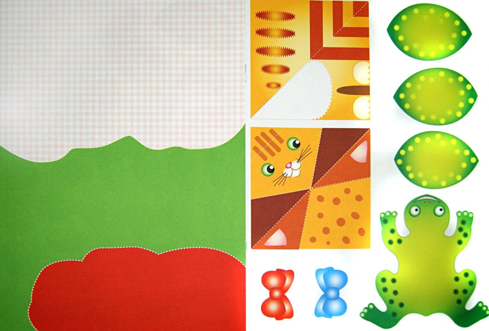 Иллюстрация 1 из 32 для Уроки творчества. Для детей 3-4 года. Выпуск 2 | Лабиринт - книги. Источник: Лабиринт