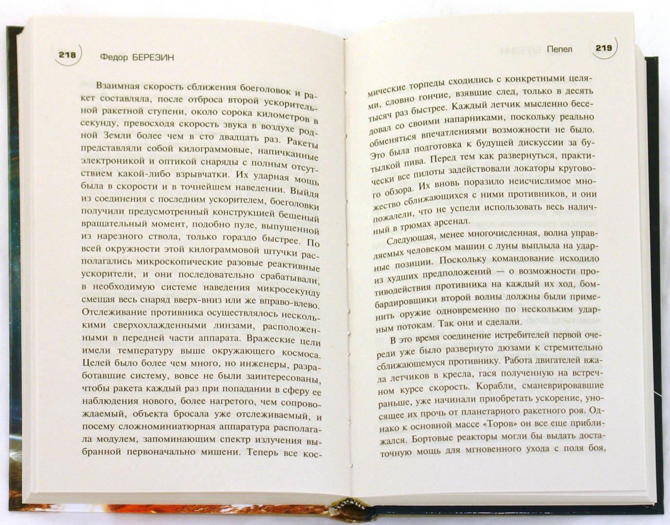 Иллюстрация 1 из 4 для Пепел - Федор Березин | Лабиринт - книги. Источник: Лабиринт
